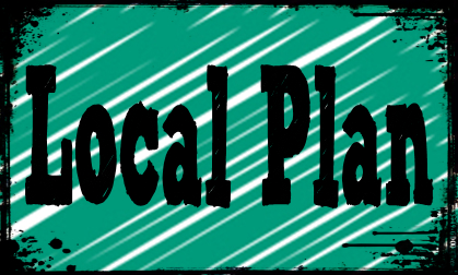 Button for Merton Local Plan 2020 with link